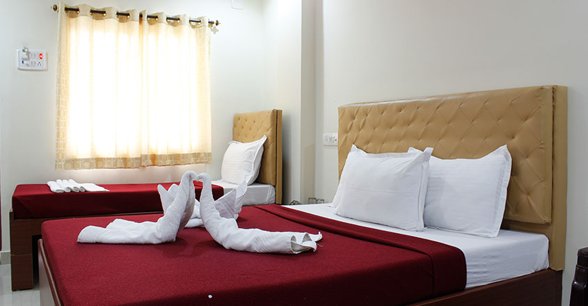 Hotels near Hyderabad Airport