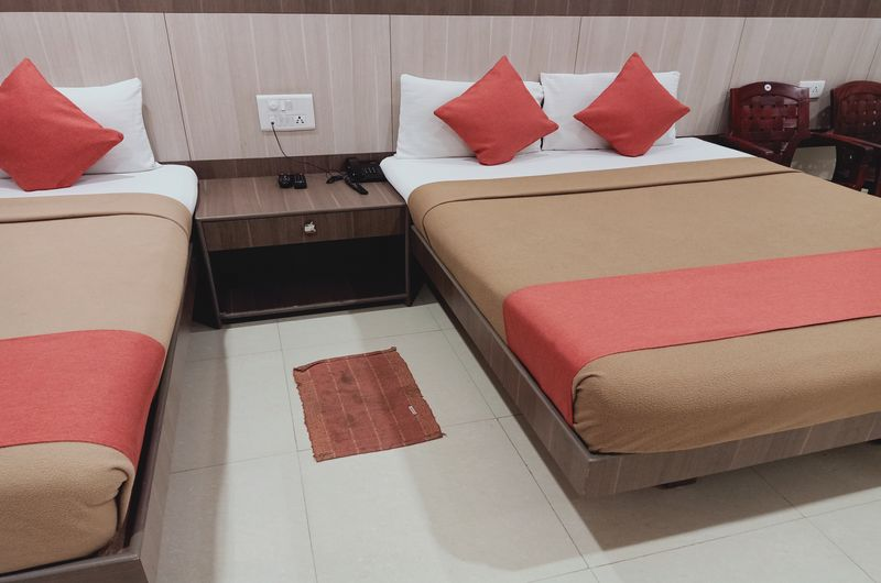 Hotel Neem Tree- Triple Bed Non AC-3